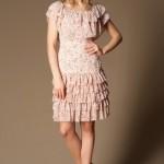 Buena Vista pudra pembesi trend elbise