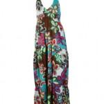 afrodit çiçekli elbiseler