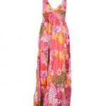 afrodit exclusive fuşya elbise