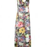 çiçekli elbiseler 2011