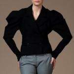 twist siyah karpuz kollu bayan ceketleri 2011