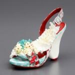Poetic Licence cream multi ayakkabı