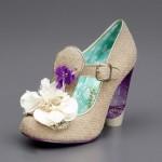 Poetic Licence natural hessian ayakkabı