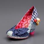 Poetic Licence puantiyeli ayakkabı