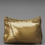 payetli dore vintage çanta