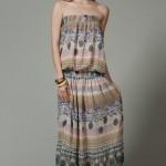 trendyol maksi elbise modelleri