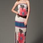 trendyol mercan rengi elbiseler
