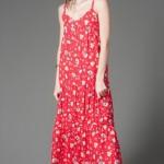 Gvardani & Madonna nar çiçeği elbiseler