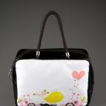 cute bird özel tasarım çanta