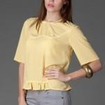 trendyol ng style betiw bluz