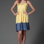 trendyol ng style denizci elbise