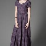 trendyol uzun elbiseler