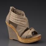 Vizon rengi Nubuk Ayakkabı