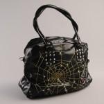 örümcek ağı çanta