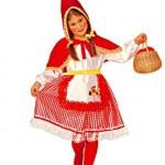 parti dünyası Kırmızı Başlıklı Kız Kostümü