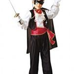 parti dünyası Zorro Kostümü