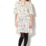 yeni moda elbiseler 2012