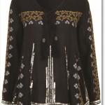 Kate Moss yeni topshop tunik bluz elbise koleksiyonu