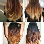 en güzel ombre saç renkleri