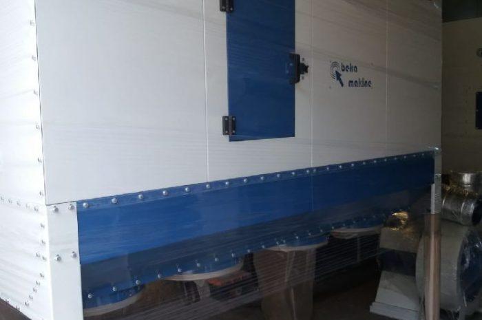 toz emici makine 15.000 m2 8 torbalı kaliteli ürün